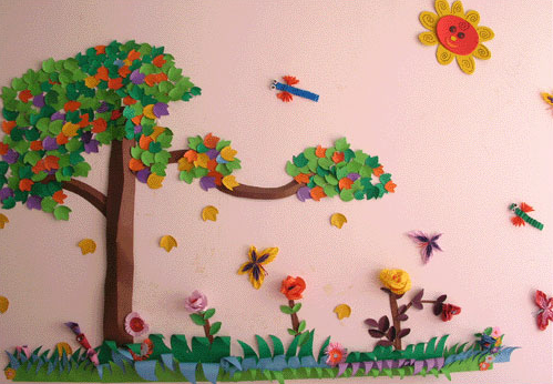 """幼儿园主题活动方案之""""多彩的秋天 """"(图文)"""
